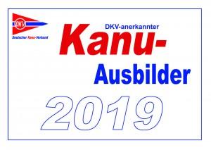 DKV-Anerkannter Kanu Ausbilder